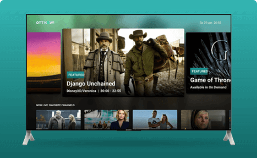 Android tv image